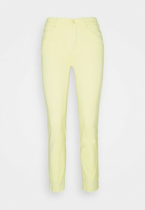 ROXANNE - Skinny-Farkut - yellow
