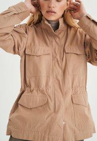 InWear - YUMA - Light jacket - amphora - 4