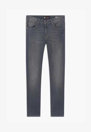 VOZ - Slim fit jeans - grey denim