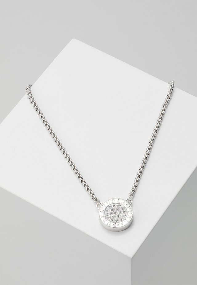 NECKLACE MEDALLION - Collier - crystal
