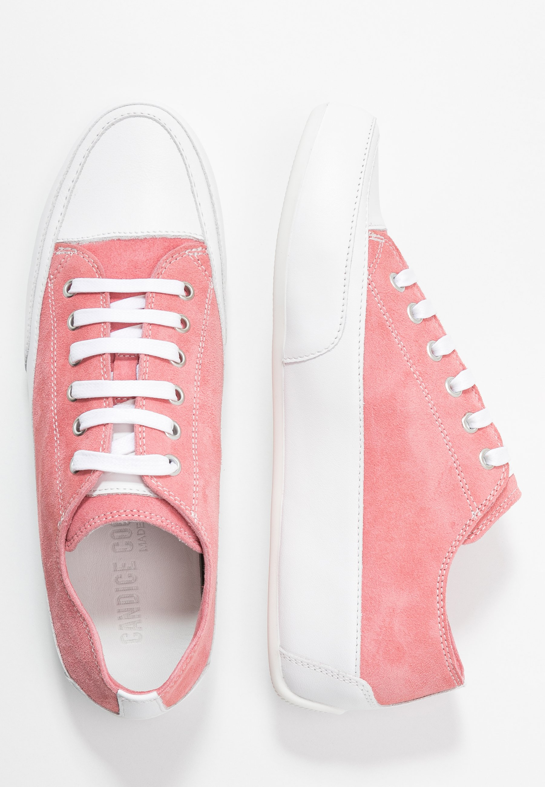 Candice Cooper ROCK - Trainers - rosa/bianco