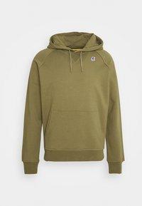 K-Way - ALBAN UNISEX - Sweatshirt - olive - 0