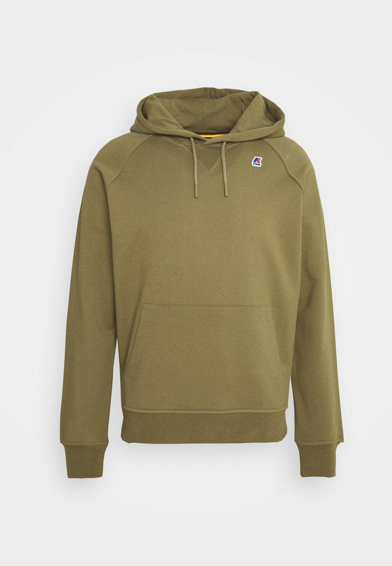 K-Way - ALBAN UNISEX - Sweatshirt - olive