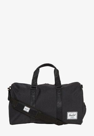 NOVEL - Weekend bag - black