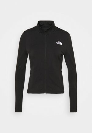 TEKNITCAL FULL ZIP  - Veste de survêtement - black