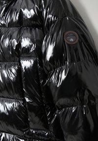 Napapijri - A-LOYLY LONG - Winter coat - black - 3