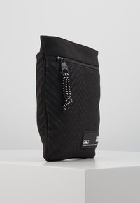 Versace Jeans Couture - Taška spříčným popruhem - black - 4