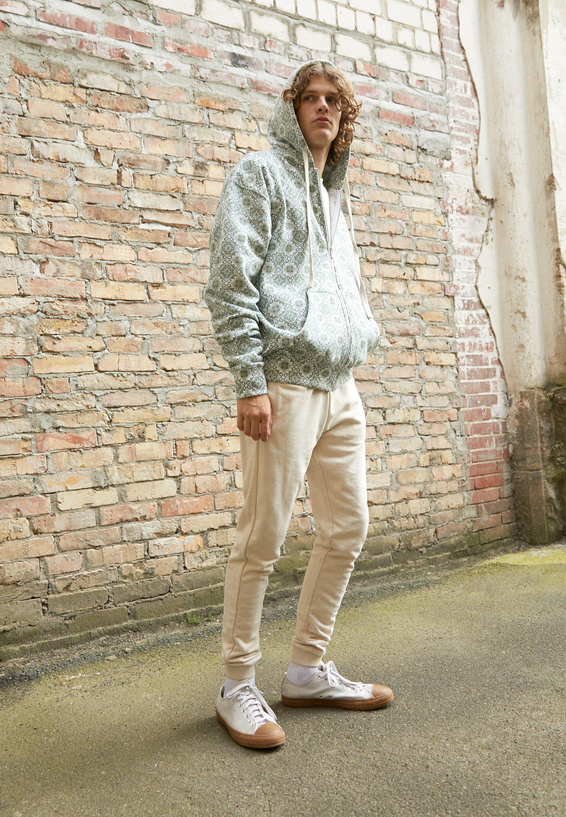 Women MOSAIC OVERSIZED JACKET UNISEX - Zip-up sweatshirt