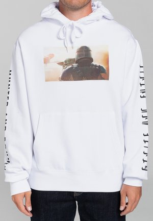STAR WARS - Hoodie - optic white