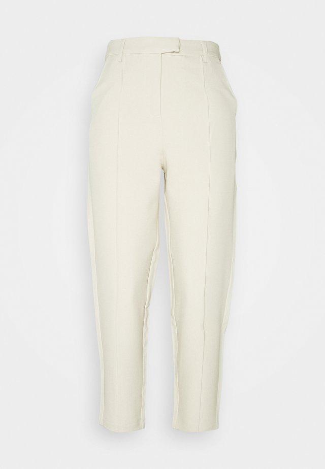 LENNON TROUSER - Pantaloni - cream
