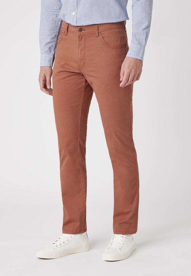 Pantalon classique - ginger
