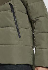 TOM TAILOR DENIM - Winter jacket - tree moss green - 3