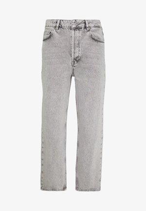 SLFKATE BLAST  - Jeans straight leg - grey denim