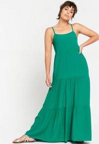 LolaLiza - Maxi dress - green - 1