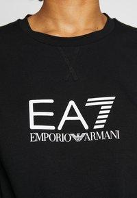 EA7 Emporio Armani - Sweatshirt - black/white - 5