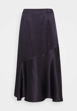 LOTTIE - Maxi skirt - oxford