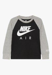 Nike Sportswear - AIR RAGLAN - Bluzka z długim rękawem - black - 0