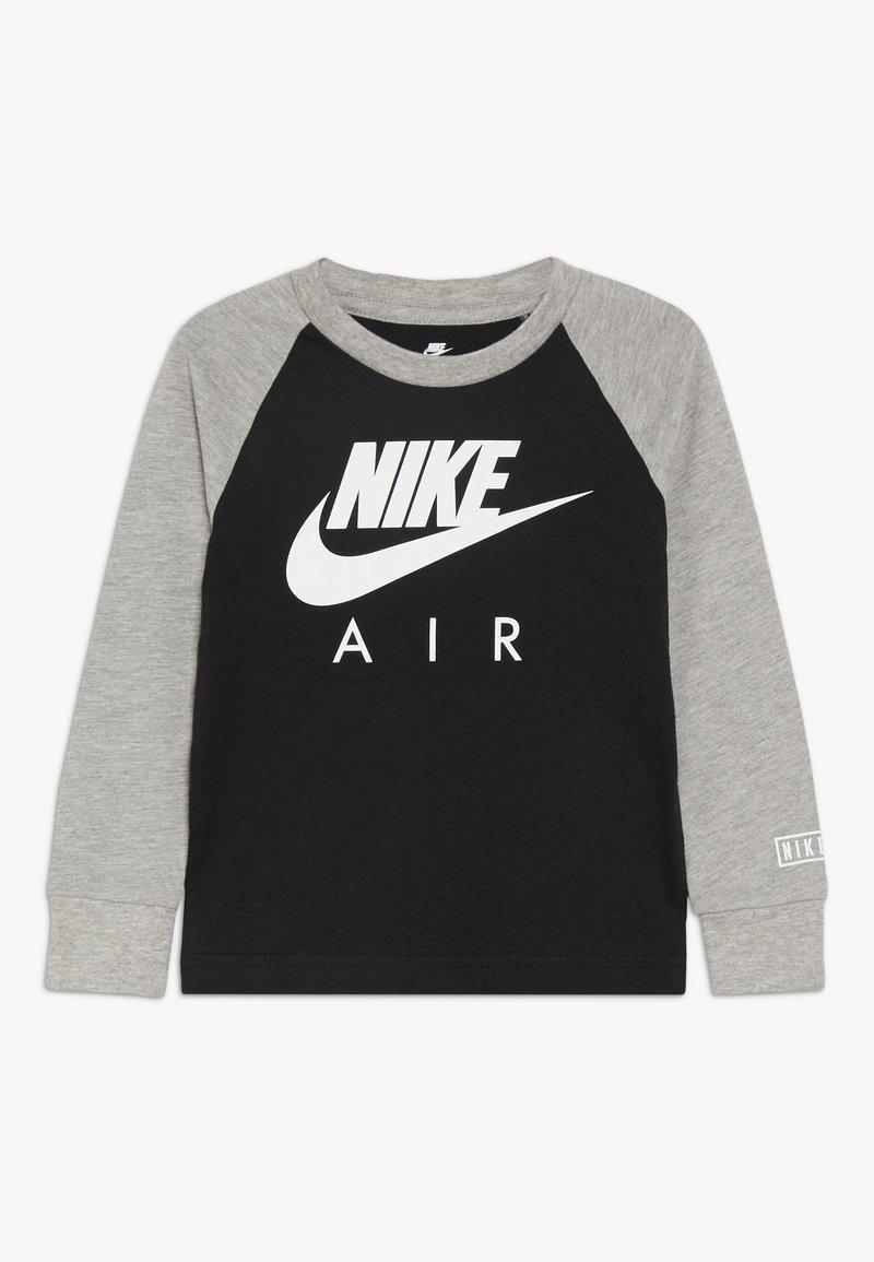 Nike Sportswear - AIR RAGLAN - Bluzka z długim rękawem - black