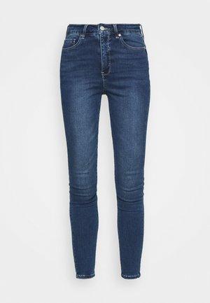 BELLA HIGH RISE SCULPTING  - Jeans Slim Fit - dark wash