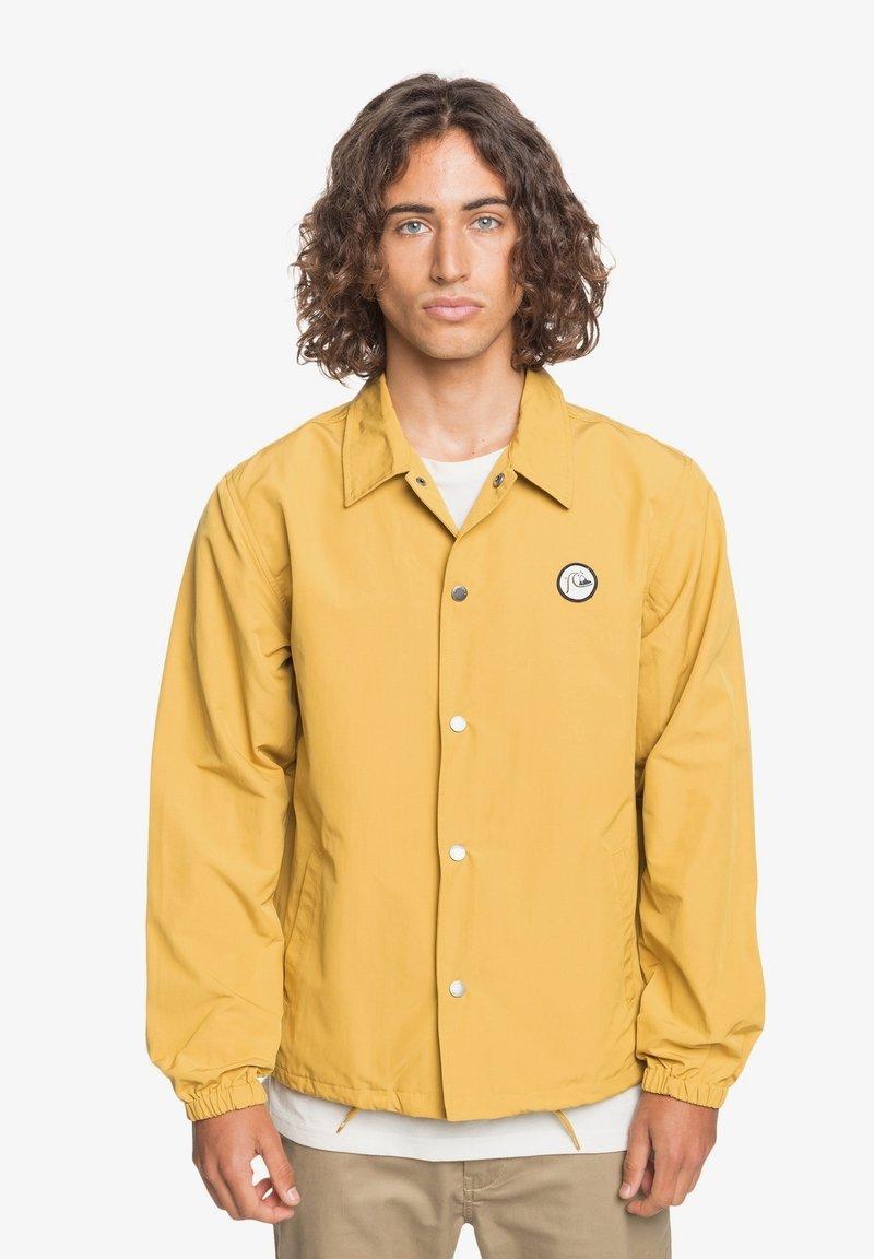 Quiksilver - Light jacket - honey