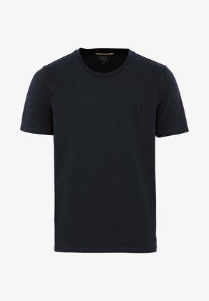 Basic T-shirt - navy
