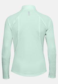 Under Armour - SPEED STRIDE ATTITUDE HZ - Sports shirt - seaglass blue - 3