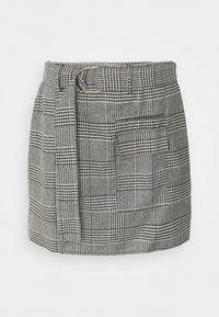 4th & Reckless - CHESTER SKIRT - Mini skirt - grey - 0