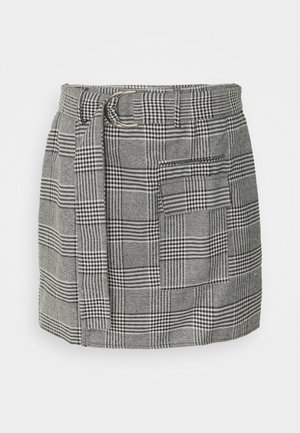 CHESTER SKIRT - Miniskjørt - grey