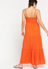 LolaLiza - Maxi dress - orange - 2