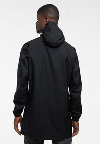 Haglöfs - L.I.M PROOF PARKA - Parka - true black - 1