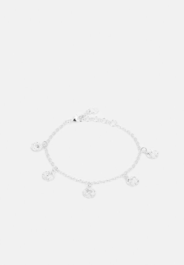 RUE CHARM BRACE - Armband - silver-coloured