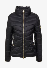 Barbour International - DUAL QUILT - Light jacket - black - 4