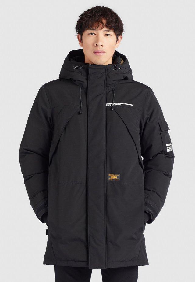 RANKIN - Winterjas - schwarz
