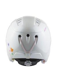 Alpina - CARAT - Helm - white deco - 3