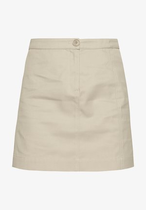CALI SKIRT - Minijupe - light sage