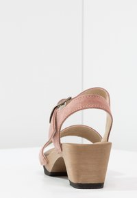 Softclox - KEA - Clogs - rose/kaleido - 4