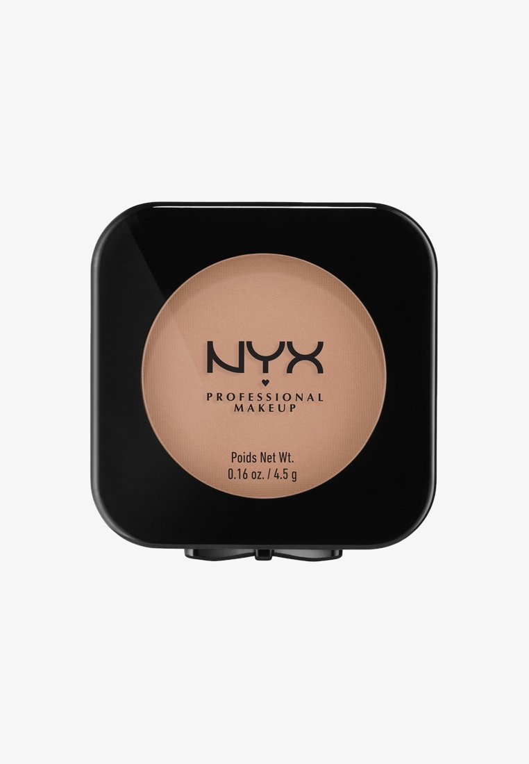 Nyx Professional Makeup - HIGH DEFINITION BLUSH - Blusher - 22 taupe