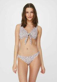 Pieces - Bikini bottoms - lavender - 1