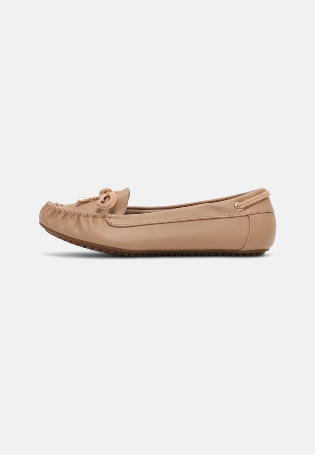 LEVI LOAFER - Slippers - blush