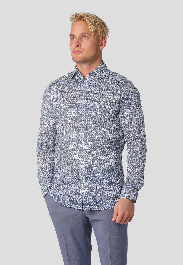 VENETO LS - Shirt - ultra dark navy