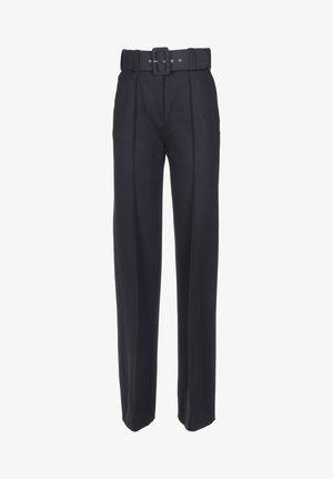 OSTEN - Trousers - black