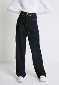 Levi's® - HIGH LOOSE - Flared jeans - gotta dip - 0