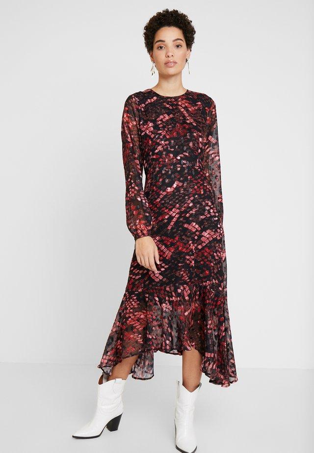 SNACKY LONG DRESS - Vapaa-ajan mekko - multi-coloured