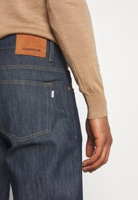 Woodbird - DOC  - Relaxed fit jeans - indigo blue - 4