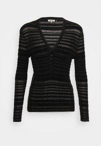 Diane von Furstenberg - ALMA - Neule - black - 0