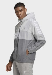 adidas Originals - BX-20 WINDBREAKER - Windbreaker - grey - 2