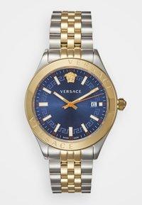 Versace Watches - HELLENYIUM - Zegarek - blue/silver- coloured - 0
