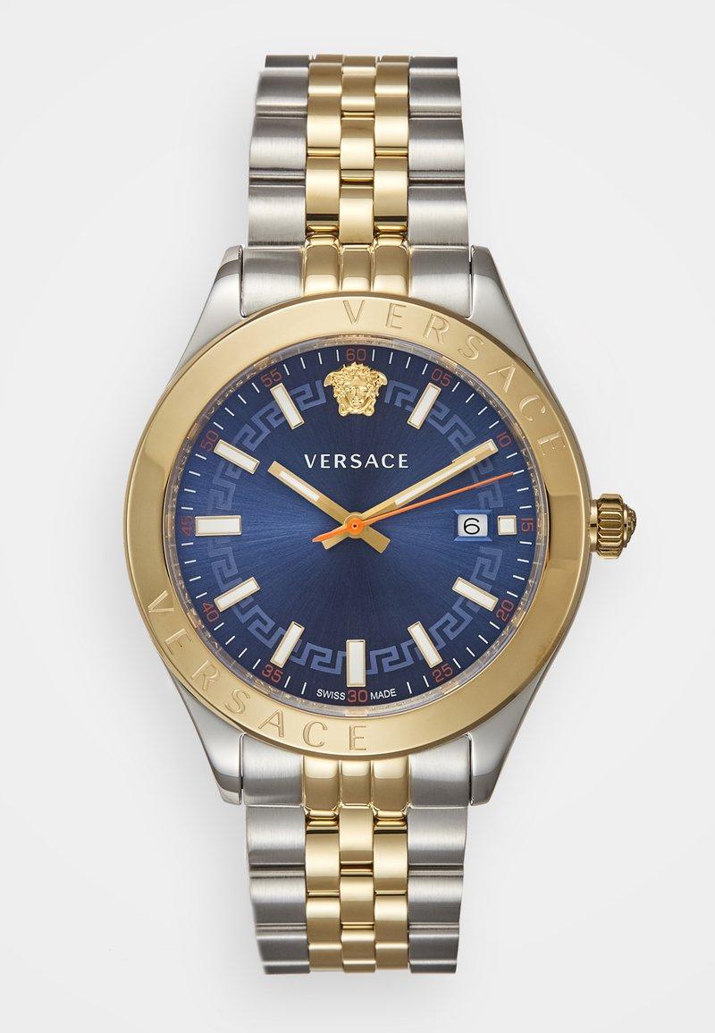 Versace Watches - HELLENYIUM - Zegarek - blue/silver- coloured