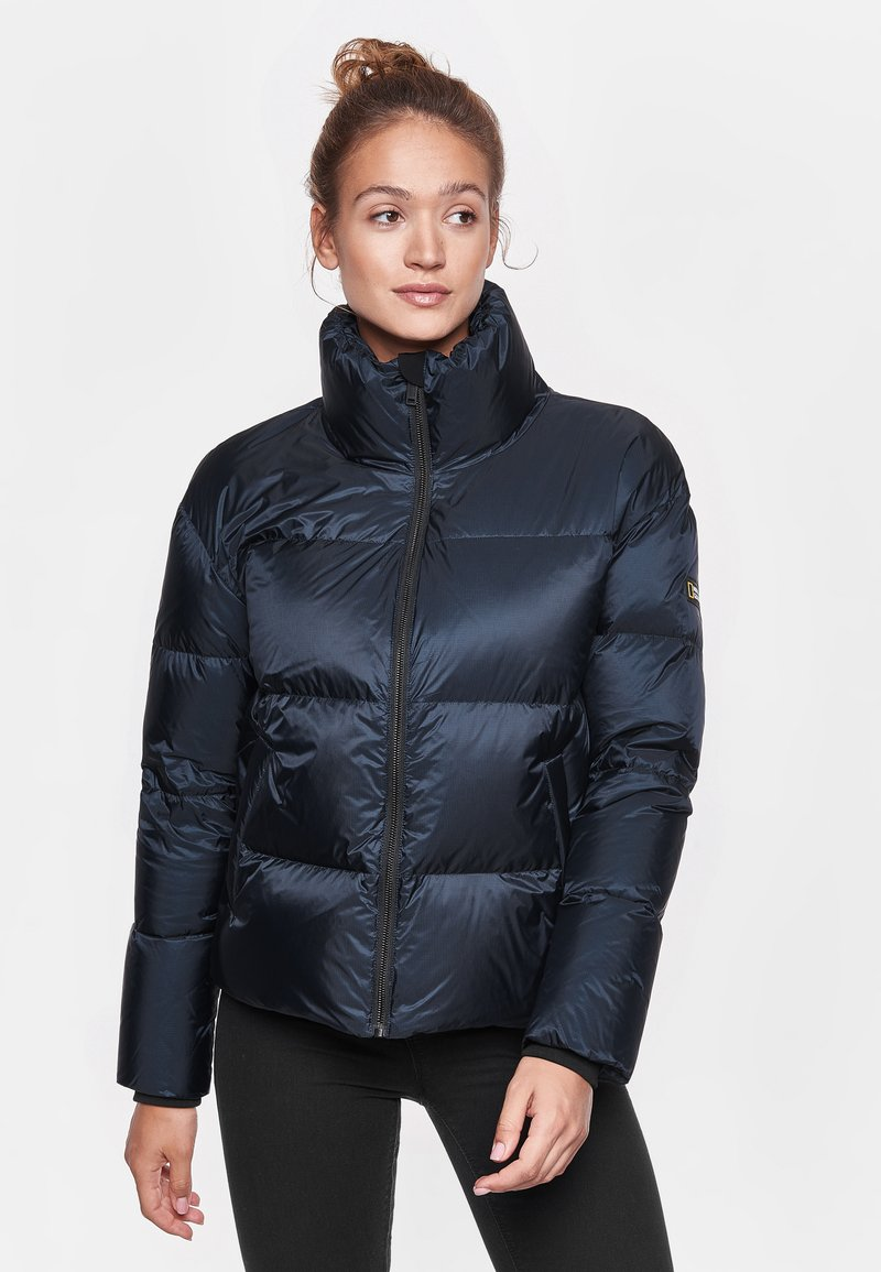 National Geographic - Down jacket - navy