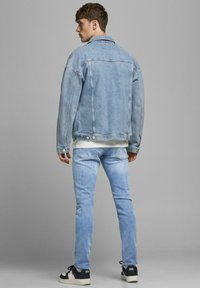Jack & Jones - SLIM FIT GLENN ORIGINAL - Slim fit jeans - blue denim - 2